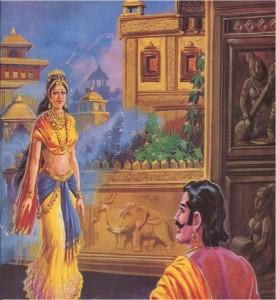 Chapter 100: Urvasi curses Arjuna