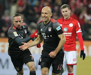 Robben and Ribery