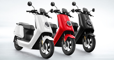 Niu N1S Series, The best electric bike in Niu