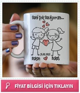 sevgiliye alınabilecek hediye kupa