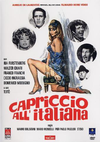 Capriccio all'italiana movie