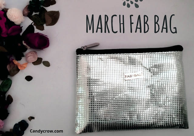 March 2016 Fab Bag Review