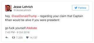 Clinton Spokesman To Trump: 'Go Fuck Yourself'