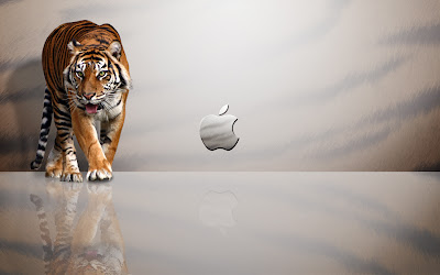 Wallpapers For Mac OS X Leapard HD 1080px