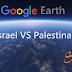 Google Melakukan Voting Untuk Penamaan Wilayah Israel Atau Palestina di Google Maps: Hoax