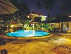 Hotel Kolam Renang di Legian - Bendesa Accommodation