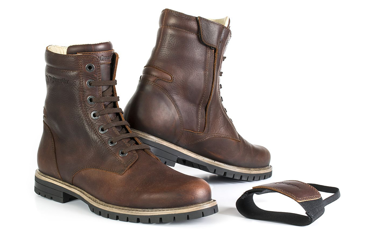 riding gear - stylmartin ace boot ~ return of the cafe racers