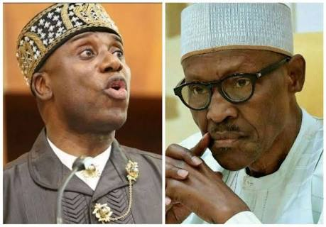 Amaechi Speaks At APC Campaign i'm Also Hungry