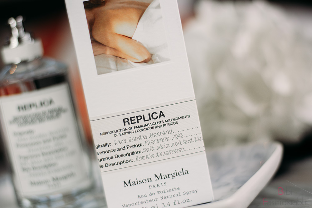 Maison Margiela Replica Lazy Sunday Morning Titelbild