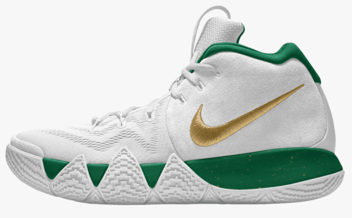 wholesale dealer 7cffa a61d3 You can customize your Kyrie 4 via NIKEiD | Analykix