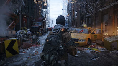 لعبة Tom Clancys The Division