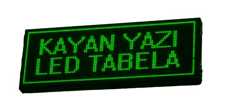 Led Tabela ile Reklamlarınız Işıl Işıl