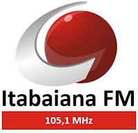 Rádio Correio Itabaiana FM 105.1 de Itabaiana SE