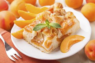 Kue Lemon Appricote Cake