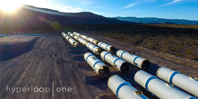S&T | The Future of Travel : Hyperloop One Testing in Summer 2017