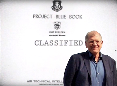 UFO Scripted Drama, 'Blue Book' To Be Produced By Award Winning Filmmaker, Robert Zemeckis
