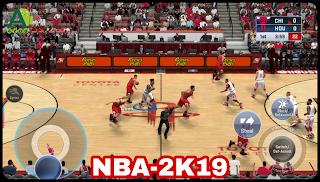 طريقة تحميل لعبة كرة السلة NBA 2K19 على الهاتف مجانا APK-OBB | جرافيك عالي