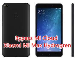 Bypass Micloud Xiaomi Mi Max