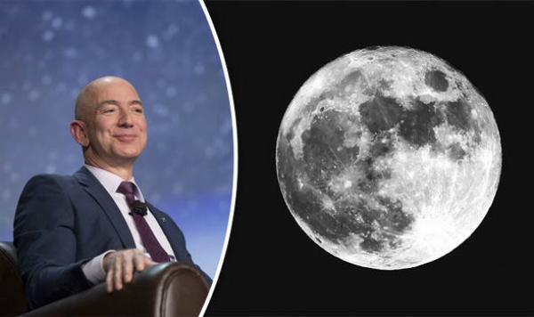 المدير التنفيذي لأمازون يطرح مشروعه لاستعمار القمر!