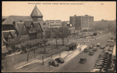 Coolidge Corner, 1940s