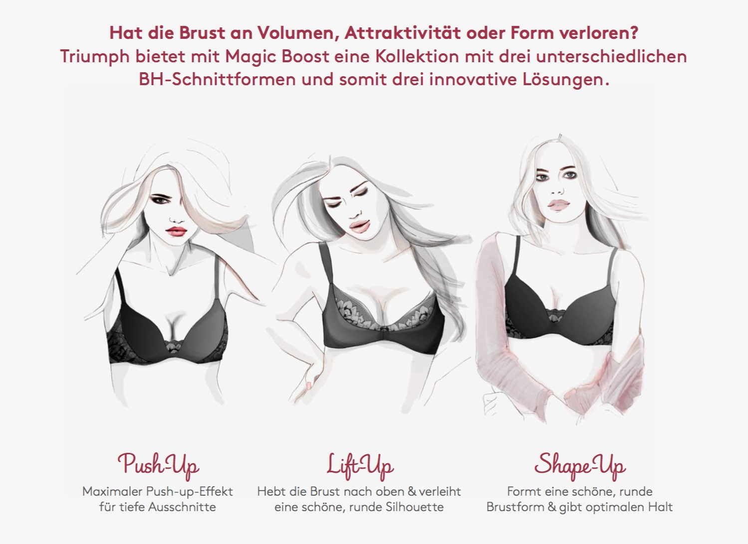 Die Erhöhung der Brust bei fibrös der zystischen Mastopathie