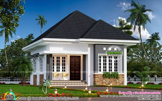 Cute Little Small House Plan Kerala Home Design Bloglovin