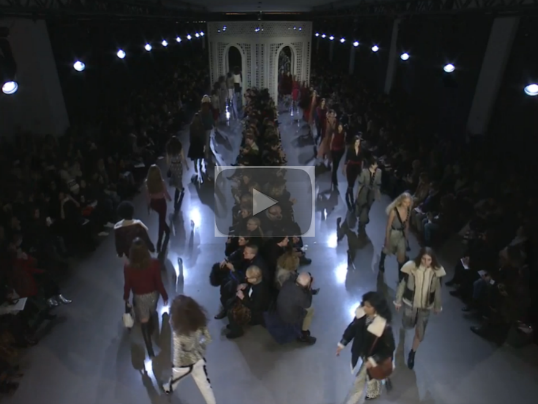 NEW YORK FASHION WEEK EN STREAMING