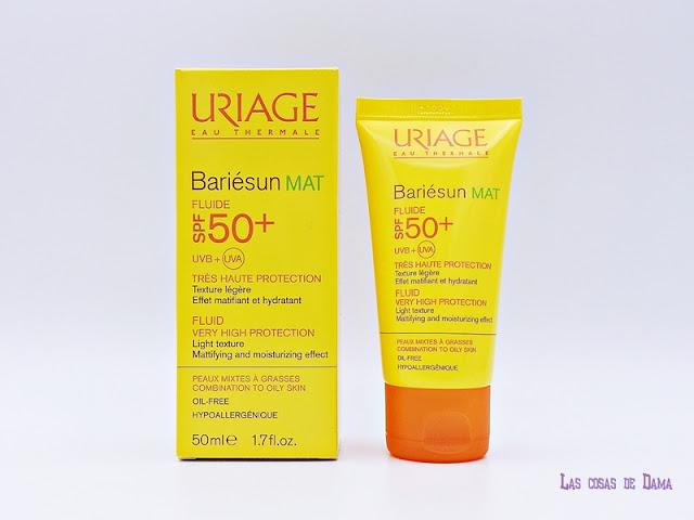 Bariésun Uriage sunprotect farmacia dermocosmetica laboratorio