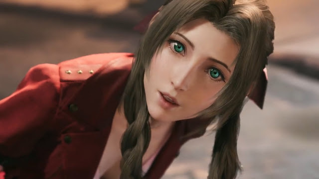 aerith gainsborough ffvii remake