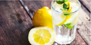 Manfaat Air Jeruk Lemon Untuk Merampingkan Perut BerLemak