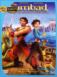 Sinbad: La leyenda de los siete mares (2003)  HD [1080p] Latino [Mega] dizonHD