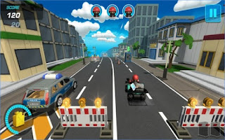 Game PLAYMOBIL Polizei App