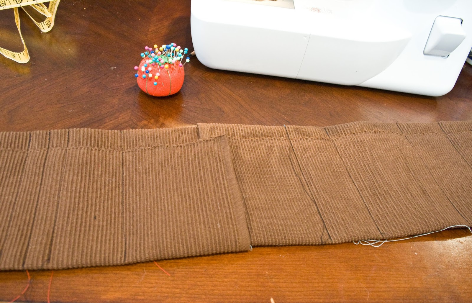 Diy Purse Organizer From Placemat Patterns   SEMA Data Co-op