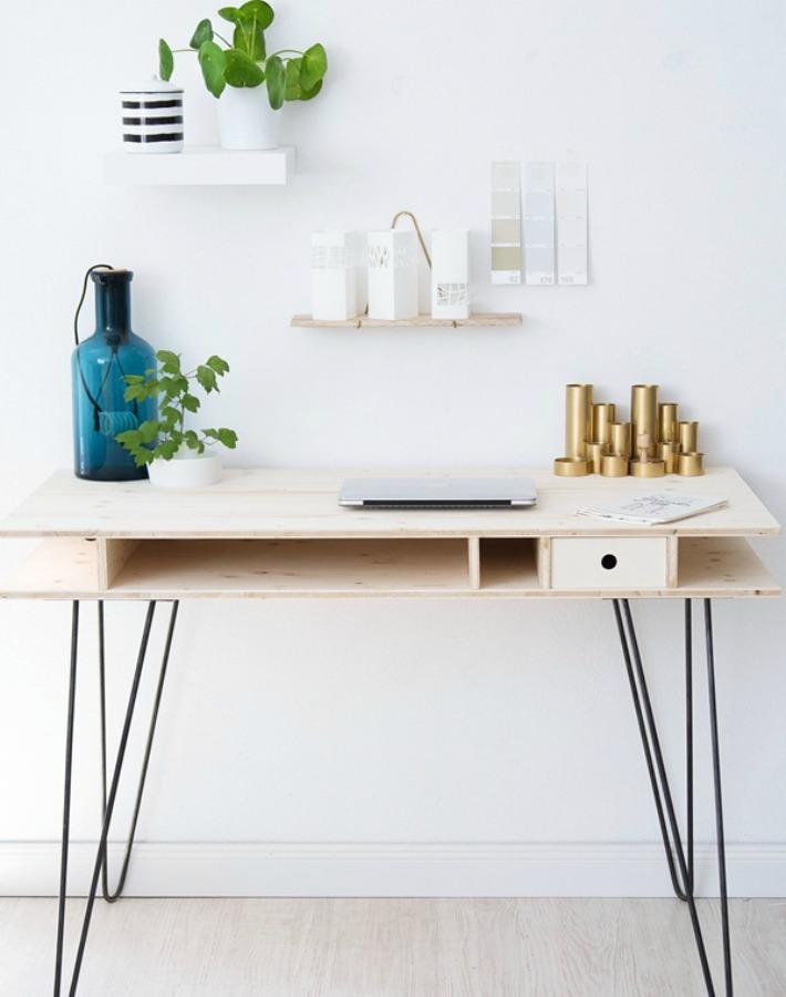 Decoraci n f cil 4 diy mobiliario mid century con patas - Ikea patas muebles ...