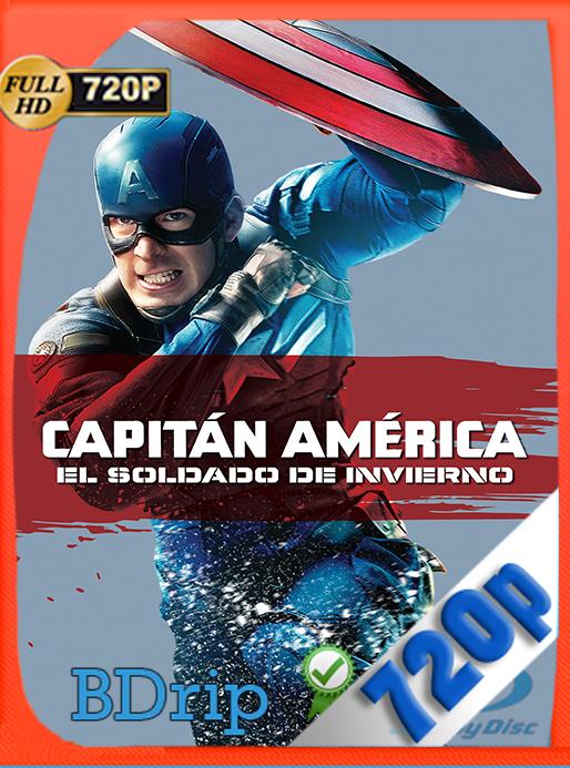 Capitán América y el soldado del invierno (2014) 720p BDRip Dual Latino-Inglés [GoogleDrive] [SYLAR]