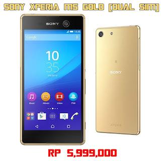 Sony Xperia M5 Gold Dual Sim