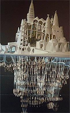 ガウディ建築の設計法