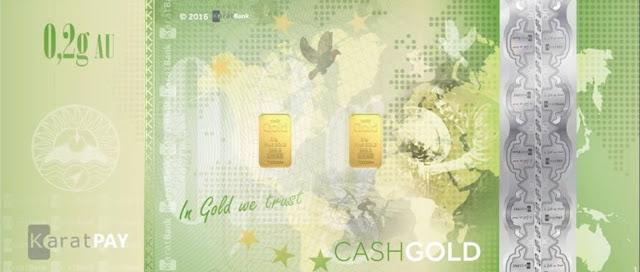 CashGold 0,2 gramos de oro