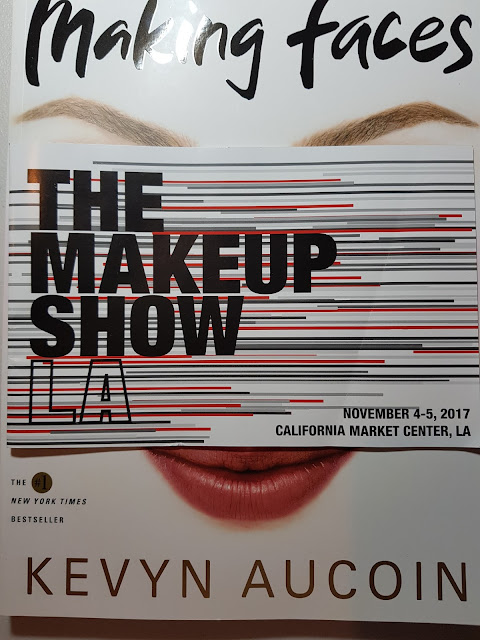 The Makeup Show LA booklet - www.modenmakeup.com