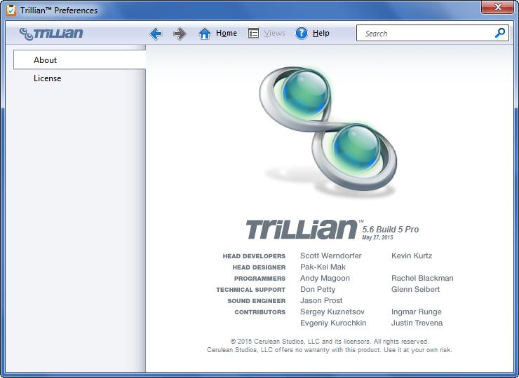 Download Trillian Pro Crack Patch