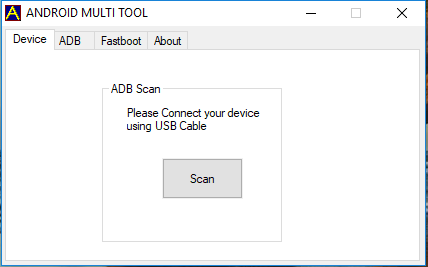 Android Multi Tool 2.0