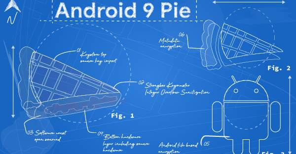 QnA VBage Android Pie à la mode: Security & Privacy