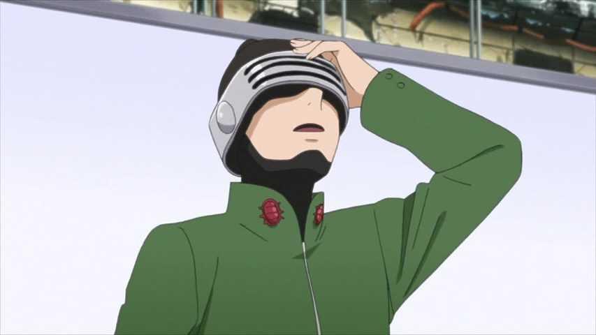 الحلقة السادسة 06 من أنمي بوروتو: ناروتو الجيل القادم Boruto: Naruto Next Generations مترجمة