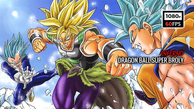 Dragon Ball Super (2018) BDRip 1080p 60fps Japonés-Inglés Sub Español