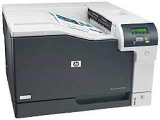 Picture HP Color LaserJet Professional CP5225n Printer