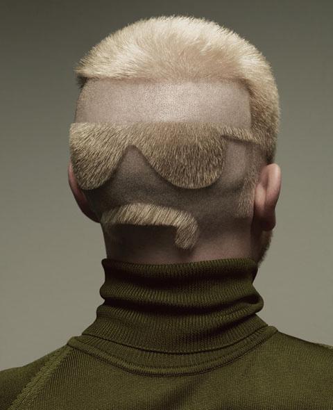 craziest hairstyles crazy