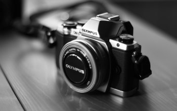 Wallpaper: Olympus Photo Camera