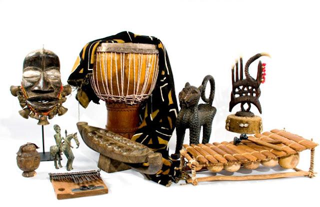 الموسيقى الإفريقية