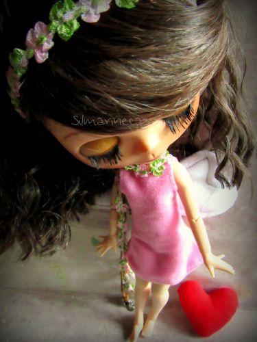 san valentin - basaak doll