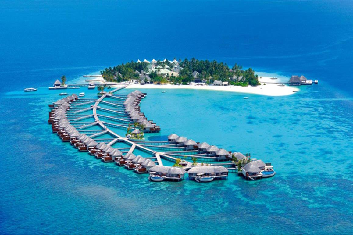 Hospitality Group Has Advised Olhuveli Laamu Holdings Pvt Ltd On The Usd70 Million Of 97 Villa Luxury Six Senses Resort In Maldives